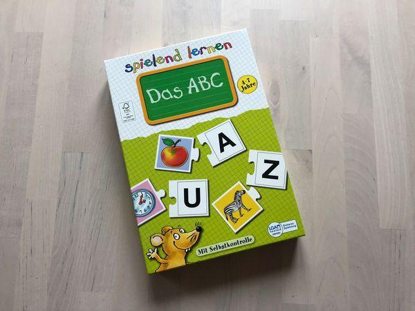 Spielend lernen Das ABC