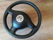 VW Lederlenkrad