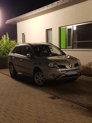 Gepflegter Renault Koleos Allrad 4x4