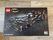 Lego Batmobile 1989 Neu und