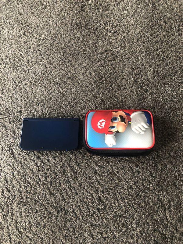 Nintendo 3Ds XL mit Tasche