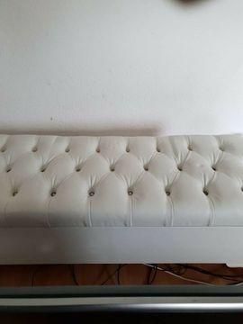 Polster, Sessel, Couch - Lange Sitzecke zu verkaufen