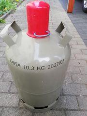 Propangasflasche 11kg Eigentumsflasche Campinggasflasche