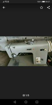 Nähmaschine Pfaff 50er Jahre
