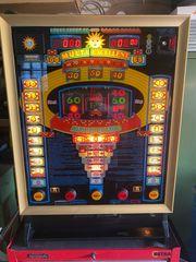 Spielautomat Multi Exellent von Merkur