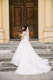 Prinzessinkleid - Hochzeitskleid