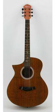 Keytone F-15-L Lefthand Westerngitarre Akustikgitarre