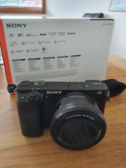 Sony Alpha 6000 Superset