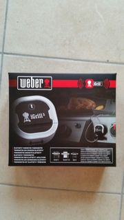 Weber iGrill 3 OVP Bluetooth