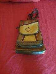 Taschen Umhängetaschen Rucksack Damen
