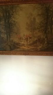 Gemälde von Jakob Mattner Perforce
