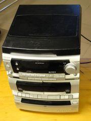 Musikkompaktanlage