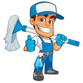 Dienstleistungen rund ums Haus, gewerblich - Treppenhausreinigung Reinigungsservice