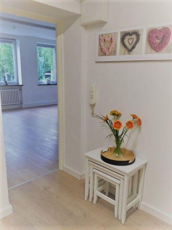 Wunderschöne Räume zentral in Schwabing