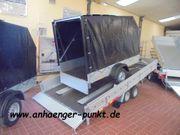 PKW Autotransporter 4 m x