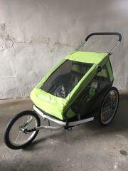 Croozer Fahrrad Anhänger für 2