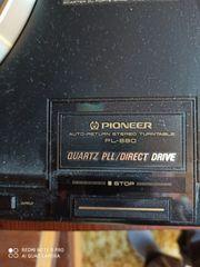 Pioneer schallplattenspieler