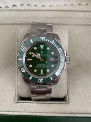 Rolex Uhr HULK Automatik
