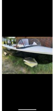Notverkauf Motorboot mit 5ps Motor