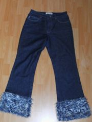 Jeans Gr 31 blau mit