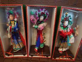 Puppen - Trachten Puppen aus der ganzen