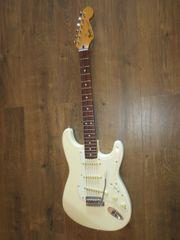 Fender Mexico-Strat von 1995 96