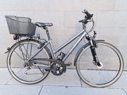 Gudereit Premium Alu-Cityrad Tourenrad 28