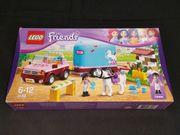 Lego Friends 3186 Geländewagen mit
