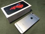 iPhone 6s 64GB spacegrau ohne