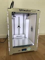 Ultimaker 2 Extended 3D-Drucker incl