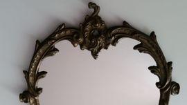 Wandspiegel Messing oval 31x43 cm: Kleinanzeigen aus Dachau - Rubrik Kosmetik und Schönheit