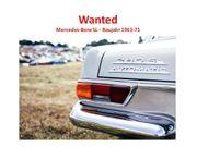 Suche Mercedes SL Baujahr 1963-1971
