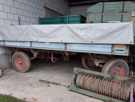 2-Seiten-Kipper Hänger Anhänger Massholder Plane: Kleinanzeigen aus Böhl-Iggelheim - Rubrik Traktoren, Landwirtschaftliche Fahrzeuge