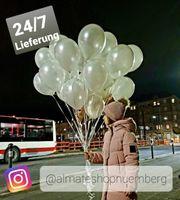 Helium Luftballons Folienballons Party Deko