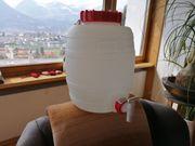 Neu Mehrzwecktank 15 Liter