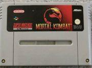 Mortal Super Nintendo Kombat 1