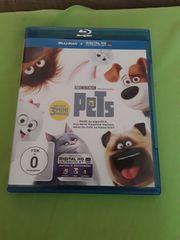 Pets 1 Blu-ray