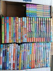 diverse Kinder DVDs