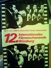 Würzburg Filmfestival 1986 Orson Welles