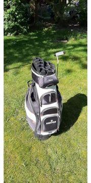 Golfbag an Selbstabholer zu verschenken