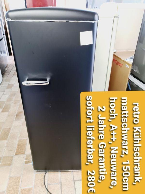Kühlschrank Neuware retro sofort lieferbar