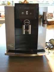 JURA S8 15-Bar Kaffeevollautomat - Moonlight