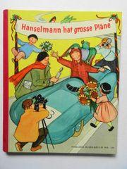 Hanselmann hat große Pläne Bilderbuch