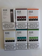 juul starterset plus 5 pack