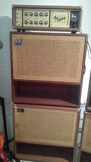 300 Watt Bassverstärker mit 2