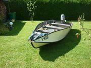 Faltboot Porta-Bote Genesis III Motorboot