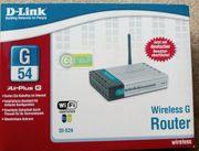 D-Link Wireless G Router