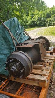 Steyr 180 Traktor oldtimer 26