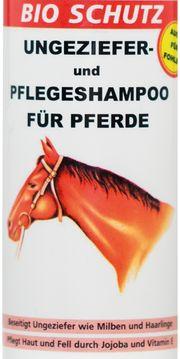 BIO SCHUTZ Ungeziefer- und Pflegeshampoo