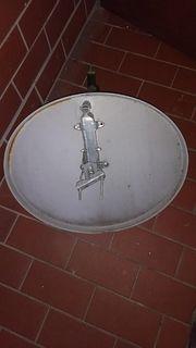 Satellitenschüssel oval